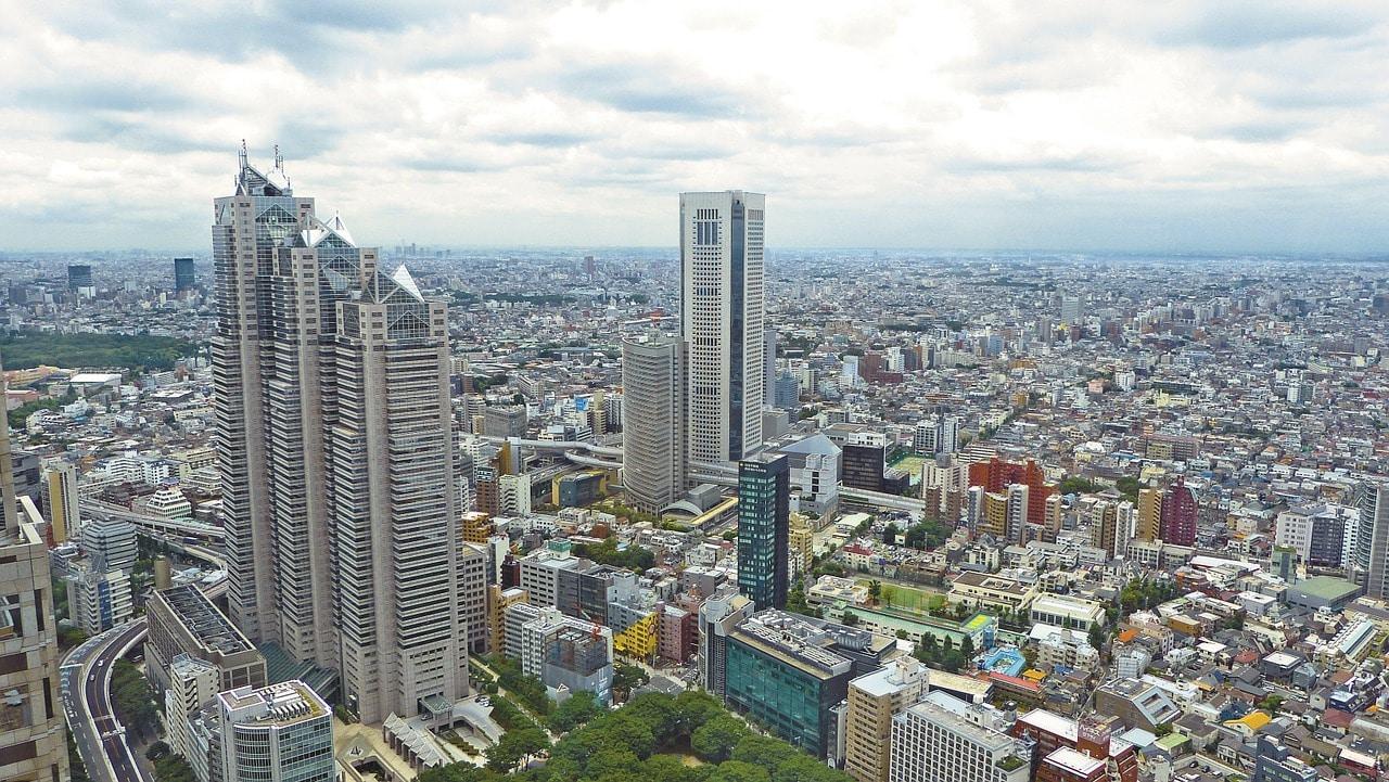 Partir au Japon pour visiter Tokyo !